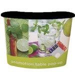 Banchetti promozionale TABLE POP UP