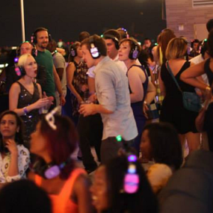 silent disco party foggia 2