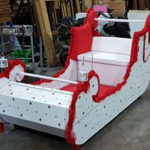 Slitta di Babbo Natale