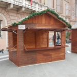 Casetta in legno Marche